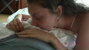 Elena's last moments in Malaysia are hot and heavy.